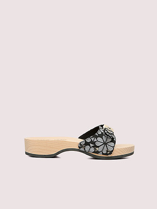 Kate Spade Dr. Scholl's X Spade Flower Slide Sandal