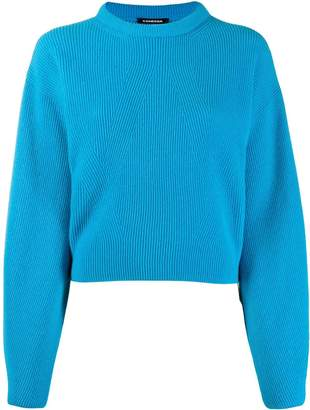 Canessa cashmere ribbed jumper