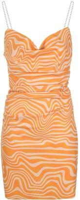 MAISIE WILEN Graphic-Print Dress