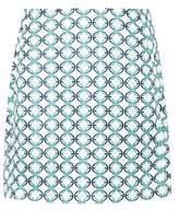 Tory Sport Printed golf skirt