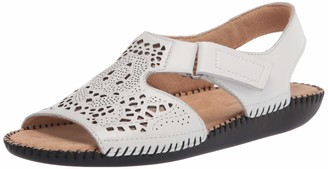 Naturalizer womens Scout Flat Sandal