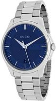 Gucci G-Timeless Collection YA126440 Men's Stainless Steel Analog Watch