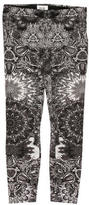 Helmut Lang Printed Cropped Leggings