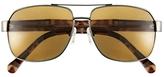 Vince Camuto Metal-Frame Navigator Sunglasses