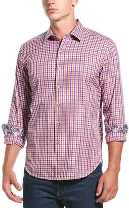 Robert Graham Gainsford Classic Fit Woven Shirt
