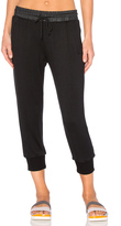So Low SOLOW Softlounge Terry Jogger