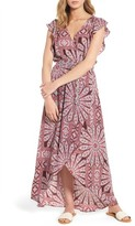 Ella Moss Women's Mosaic Wrap Dress