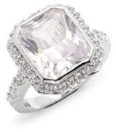Saks Fifth Avenue Faceted Slip-On Ring