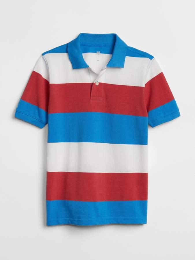 3709573e5 Gap Boys' Polos - ShopStyle