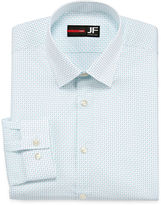 Jf J.Ferrar JF Easy-Care Slim Fit Long Sleeve Dress Shirt