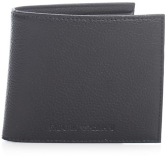 Emporio Armani Leather Wallet Coincase