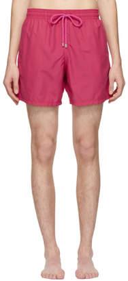 Vilebrequin Pink Tulum Moorea Swim Shorts