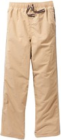 Mulberribush Jersey Lined Microfiber Piped Pant (Little Boys & Big Boys)
