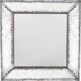 Home Decorators Collection Marilyn 12 in. x 12 in. Square Framed Mirror, Antique