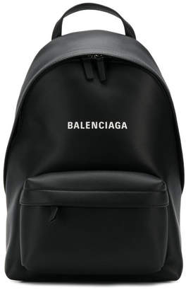Balenciaga Everyday Small Leather Backpack