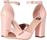 Moschino Ankle Strap Heel with Bow Women's Sandals