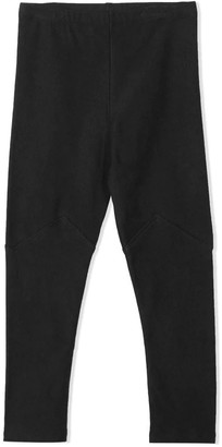 Douuod Grey Cotton Blend Trousers