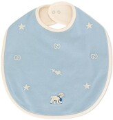 Gucci Kids Dollino lost lamb bib
