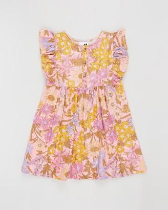 Cotton On Goldie Sleeveless Dress - Kids-Teens