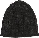 John Varvatos Wool Blend Herringbone Hat