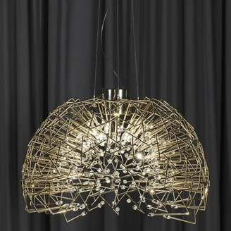 Terzani Core Half-Sphere LED Pendant Light
