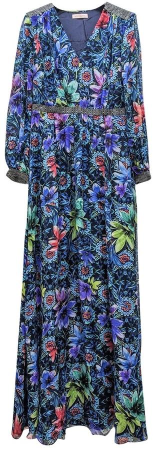 Matthew Williamson Blue Silk Dresses