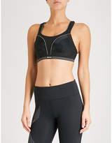 Shock Absorber Ultimate Run stretch-jersey sports bra