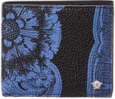 Versace Barocco Istante Leather Wallet