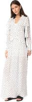McQ by Alexander McQueen Alexander McQueen Pussybow Seam Dress