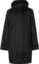 Burberry detachable warmer car coat