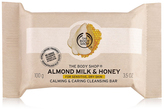 The Body Shop Almond Milk & Honey Soothing and Caring Cleansing Bar