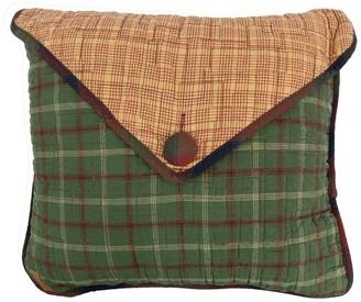 Donna Sharp Campfire Square Envelope Decorative Pillow