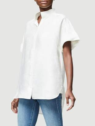 Frame Clean Collar Short Sleeve