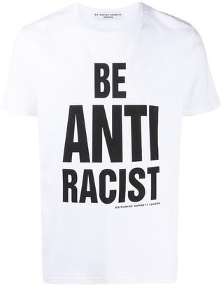 Katharine Hamnett graphic print T-shirt
