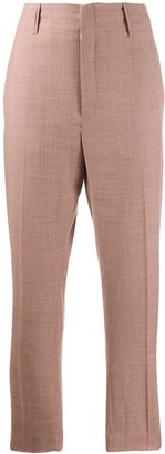 Etoile Isabel Marant Straight-Leg Tailored Trousers