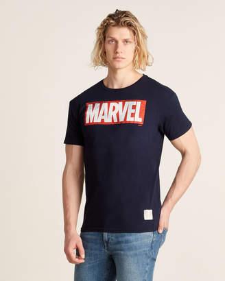 Original Retro Brand Marvel Graphic Short Sleeve Tee