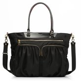 M Z Wallace Large Abbey Tote Black Bedford
