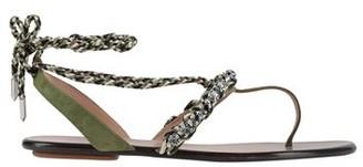 Aquazzura Toe strap sandal