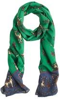 J.Crew Drake's® wool unicorn scarf