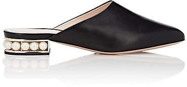 Nicholas Kirkwood Women's Casati Leather Mules - Black