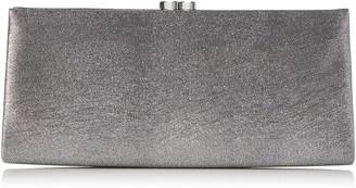 Menbur Womens 84187 Clutch Silver Size: 25x11x4