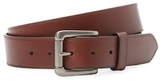 Will Leather Goods Flat Strap Belt