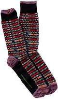 Robert Graham Tintoretto Socks