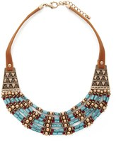 Forever 21 FOREVER 21+ Beaded Collar Necklace