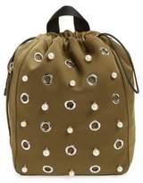 3.1 Phillip Lim Phillip Lim Medium Go-Go Embellished Backpack