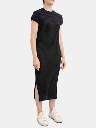 Studio Nicholson Pretoria Ribbed Midi Dress