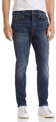True Religion Jack No Flap Straight Slim Fit Jeans