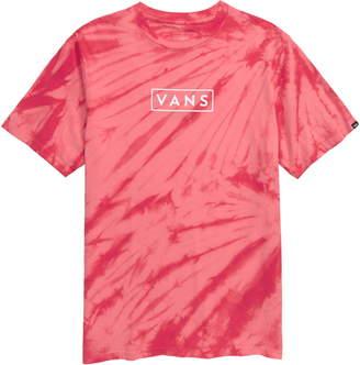 Vans Tie Dye Logo T-Shirt