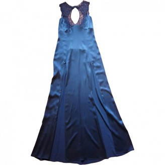 Agent Provocateur \N Blue Silk Dress for Women