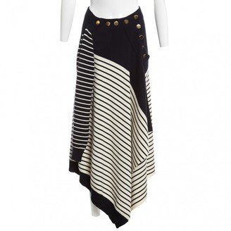 J.W.Anderson J W Anderson Multicolour Wool Skirts